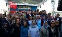AHMET ÖZDOĞAN - Ereğli'de Başkan Akyürek'e Sevgi Seli