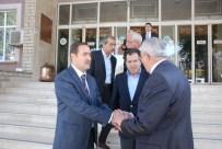 ZEYİD ASLAN - Tokat'a Yeni Havalimanı İçin Kamulaştırma Çalışması