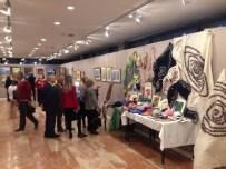 Ulucanlar Sanat Sokağı Sanatçıları Sergide Buluştu