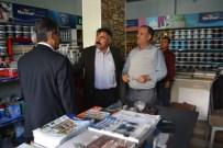 TAHSIN ARSLAN - AK Partili Arslan Çalmadık Kapı Bırakmadı