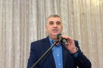 HASAN ALIŞAN - Başkan Toçoğlu Akyazılar'la Bir Araya Geldi
