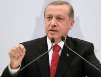 GÜLEN CEMAATİ - Erdoğan Cemaat'i 3 kelimeyle özetledi