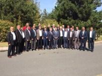 AHMET KOYUNCU - Karayel, Son Dönem İl Genel Meclis Üyeleriyle Buluştu