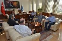 TAŞKALE - Rektörler Karaman'da Buluştu