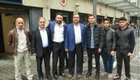 ALI BARıŞ - AK Parti Adayı Sağlam, Gurbetçilerden Destek İstedi