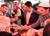 OSMAN BOYRAZ - AK Parti Milletvekili Adayı Osman Boyraz, Maltepe'de Aşure Dağıttı