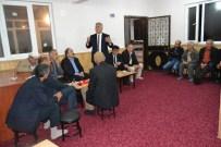 AK Parti Trabzon Milletvekilleri Seçim Çalışmalarını Sürdürüyor