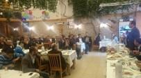 MEHMET ERDEM - Mehmet Erdem, Kuşadası Esnafıyla Bir Araya Geldi