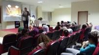 AVNI AKYOL - Müftü Emen Gençlerle Buluşuyor