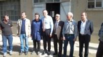 ŞEKER İŞ SENDIKASı - Seçim Çalışmalarına Hız Veren MHP, Şeker Fabrikası'nı Ziyaret Etti