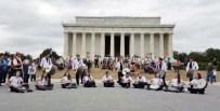 TÜRK FESTİVALİ - Sema Gösterisi Amerikalıları Büyüledi