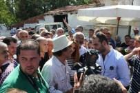 YıLMAZ KÖKSAL - Yılmaz Köksal'ın Adı Edremit'te Yaşıyor