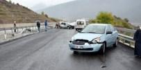Çankırı Kültür Ve Turizm Müdürü Trafik Kazası Geçirdi