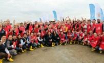 FİDAN DİKİM TÖRENİ - İşitme Engelliler Olimpiyatları Hazırlıkları
