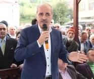 Kurtulmuş Açıklaması 'AK Parti Bir Tarafta, Karşıda Hepsi'