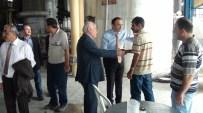 ŞEKER İŞ SENDIKASı - Seçim Çalışmalarına Hız Veren MHP Şeker Fabrikasını Ziyaret Etti