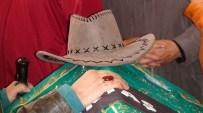 YıLMAZ KÖKSAL - Ünlü Sanatçı Kovboy Şapkasıyla Uğurlandı