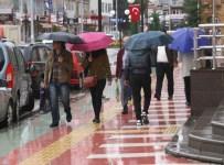DAVUT KAYA - Yozgat'ta Yağmur Çiftçiyi Sevindirdi