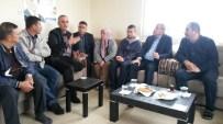 AK Parti Milletvekili Adayı Kaleli Seçim Çalışmalarını Sürdürüyor