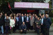 Boztepe Ve Çukurçayır Mahallelerinde CHP'ye Büyük İlgi