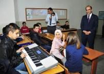 BARIŞ MANÇO - Geleceğin Müzisyenleri Yıldırım'da Yetişiyor