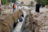 MERKEZ ÇELIK - Konya, Mavi Tünel'den Gelecek İçme Suyuna Kavuşuyor