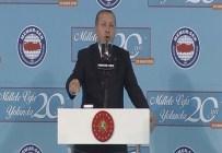 MEMUR SENDİKASI - 'PKK İle DEAŞ Aynı İstikamet Doğrultusunda Hareket Edebiliyor'