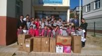 SİNEM ÖZTÜRK - Boyalıcalı Öğrencilerden Köy Okuluna Yardım
