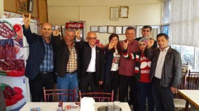 Milletvekili Gönen Açıklaması 'MHP İktidara Yürüyor'
