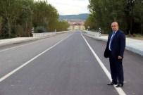 Taşköprü'de Çevre Yolu Tamamlandı