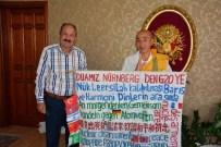 ANTALYA BELEDİYESİ - Barış Yürüyüşü Fethiye'den Başladı