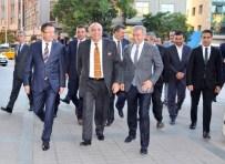 Başbakan Yardımcısı Türkeş Altındağ'da Vatandaşlarla Buluştu