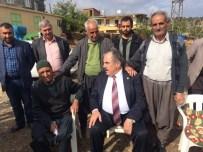 Ensarioğlu, Sur Ve Eğil'i Ziyaret Etti