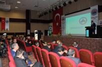 HASAN ÇALıŞ - Karaman'da 'Elma Standartları Çalıştayı' Düzenlendi