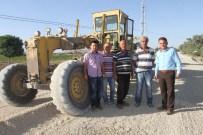 KISECIK - Karaman'da Mesudiye-Süleymenhacı Yolu Yenilendi