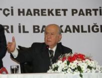 Bahçeli'den Kılıçdaroğlu'na: O sivri zekanla....