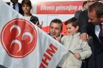 EMIN ÇıNAR - MHP Tosya'da Açık Alan Mitingi Düzenledi