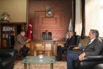 AHMET YAPTıRMıŞ - Ahmet Yaptırmış Açıklaması 'Taşeron İşçiye Sendikal Hak Gelecek'