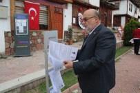 Ahmet Yelis, Taşköprü'yü Ziyaret Etti