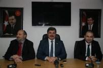 AK Parti Afyonkarahisar Milletvekili Adayları Basınla Buluşuyor Toplantıları Devam Ediyor