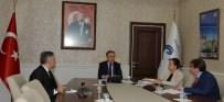 AHMET HELVACı - Mahallebaşı Ve Çevresi Sosyo-Ekonomik' Projesi Değerlendirme Toplantısı Yapıldı