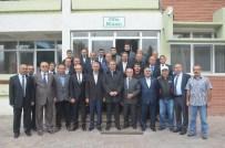 MAKİNE FABRİKASI - MHP Milletvekili Başkan'dan Şeker Fabrikası Eleştirisi