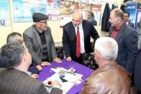 Ahmet Yelis, Ağlı İlçesini Ziyaret Etti