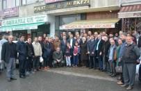 AK Parti Trabzon Milletvekili Adayları Seçim Çalışmalarını Akçaabat İlçesinde Yoğunlaştırdı