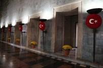 ATO Anıtkabir'i Cumhuriyet Bayramı'na Hazırladı