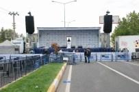 X-RAY CİHAZI - Başbakan'ın Miting Yeri Değiştirildi