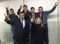 EMIN ÇıNAR - Emin Çınar, Kastamonu'da Ziyaretlerde Bulundu