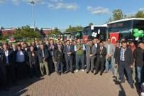 BURSA ESNAF VE SANATKARLAR ODALARı BIRLIĞI - Halk Otobüslerinde Çevreci Dönüşüm