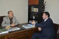 ABDULLAH BAKIR - Ulupınar'dan İhlas Holding Zonguldak Şubesine Ziyaret