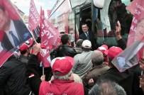 Yozgat Bağımsız Milletvekili Adayı Kayalar, Şefaatli İlçesinde Coşkuyla Karşılandı
